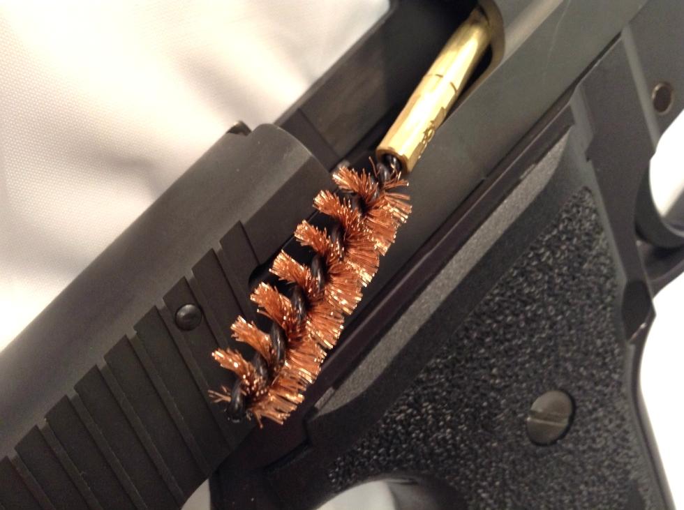 OTIS .38 Cal 9mm Cleaning Brush AR15 Gear