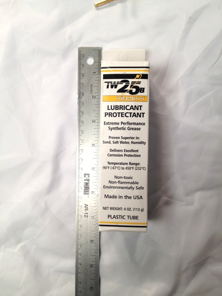 TW25B 4oz Gun Grease AR15 Gear
