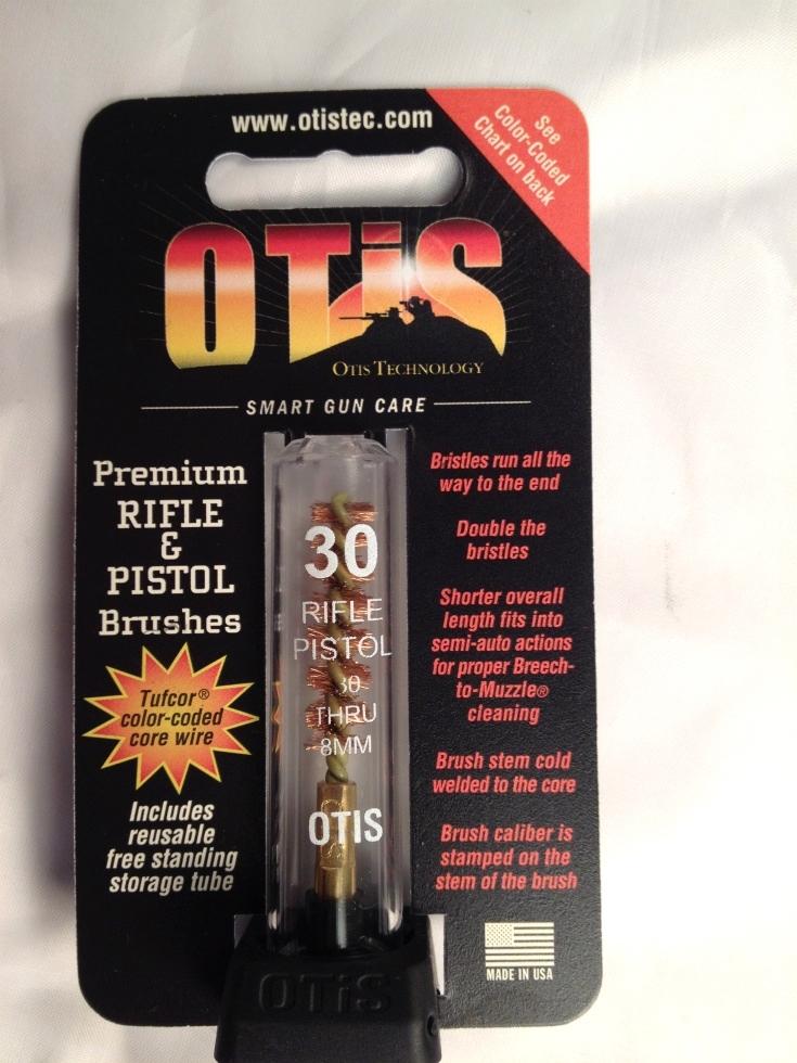 OTIS .30 Cal Cleaning Brush AR15 Gear