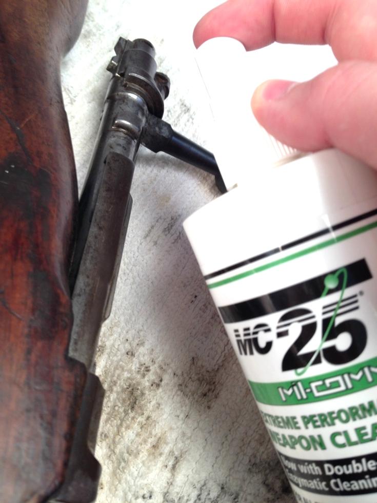 MC25 16oz Cleaner AR15 Gear