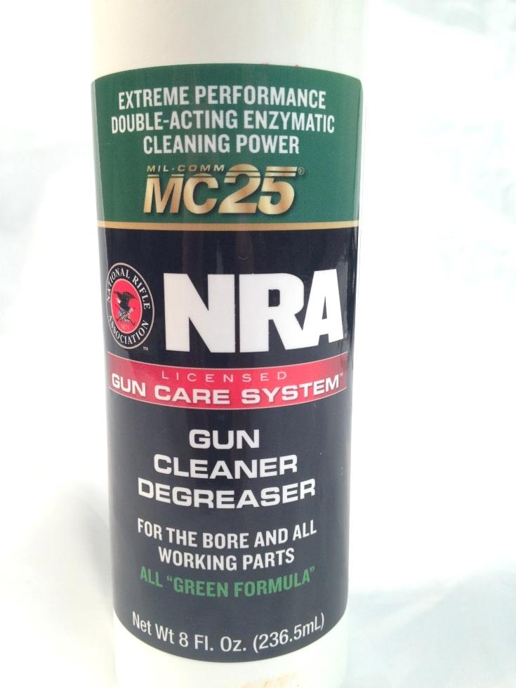 MC25 8oz Gun Cleaner / Degreaser AR15 Gear