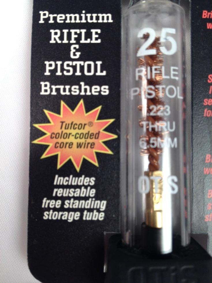OTIS .25 Cal Brush AR15 Gear
