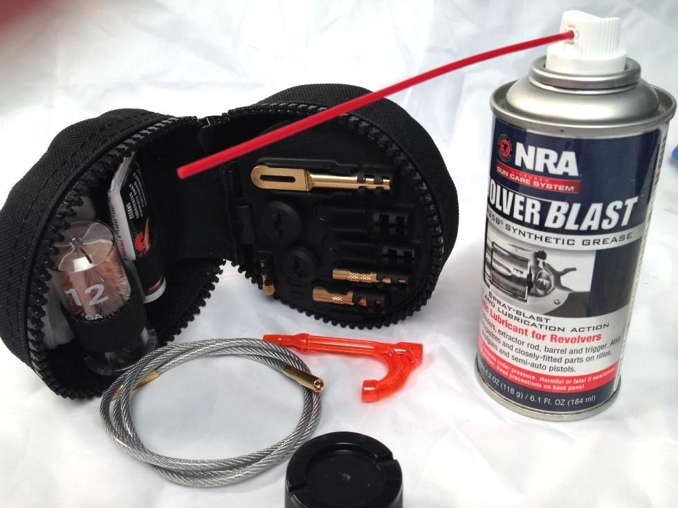NRA Revolver Blast Can AR15 Gear