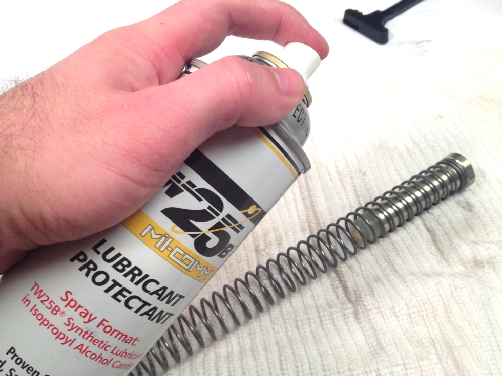 TW25B 16.9oz Spray Can AR15 Gear