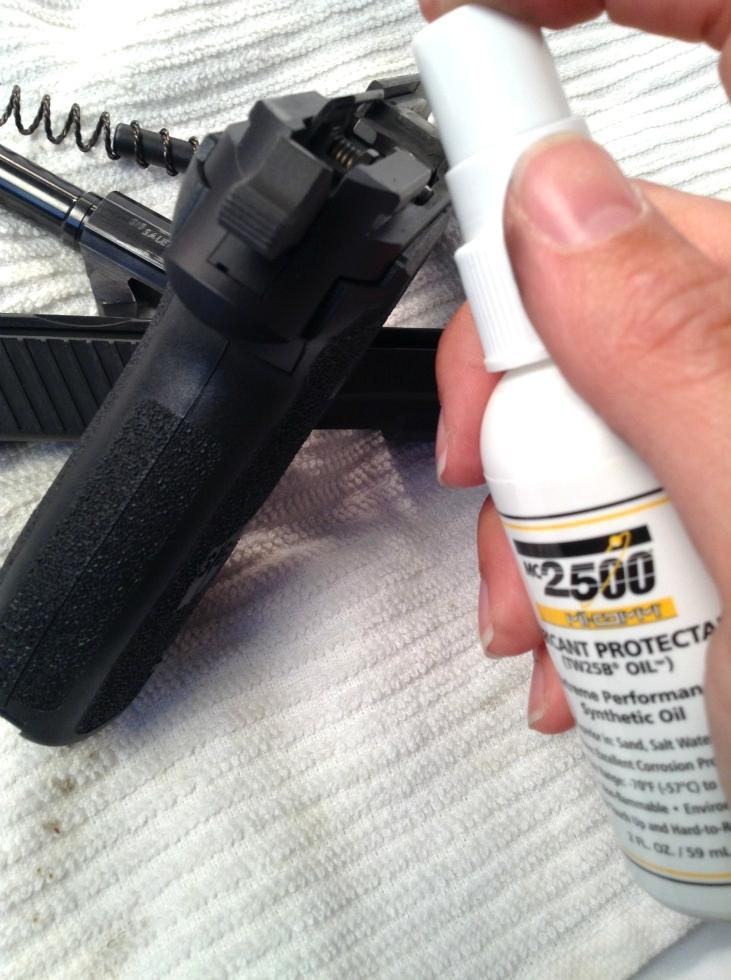 MC2500 Oil Pump Spray AR15 Gear