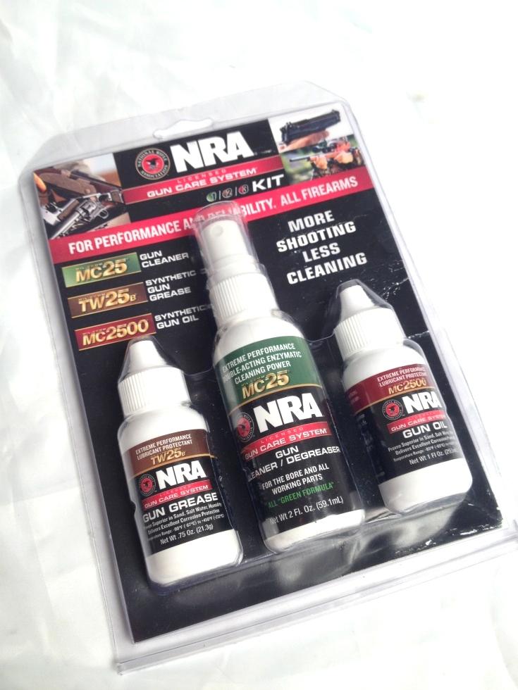 NRA 3 Piece Care Pack AR15 Gear