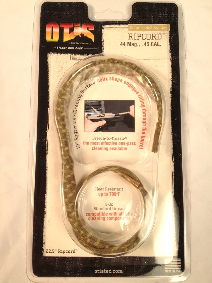OTIS .45 Cal or .44 Mag Ripcord AR15 Gear