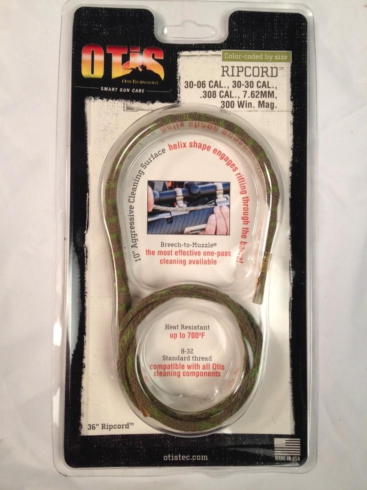 OTIS .308, 30-06, 30-30 Calibers, 7.62mm, and 300Win. Mag. Ripcord AR15 Gear