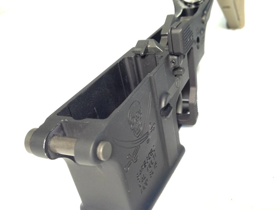 AR15 Ambidextrious Bolt Release AR15 Gear